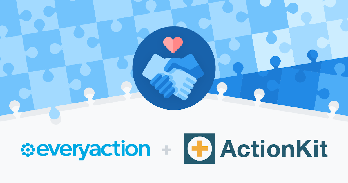 EveryAction Acquires ActionKit