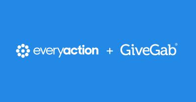 EveryAction + GiveGab