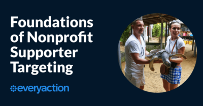 Foundations of Nonprofit Supporter Targeting